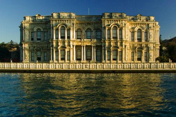 Дворец Бейлербей.