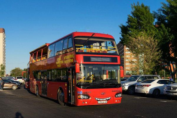 Автобусный тур.