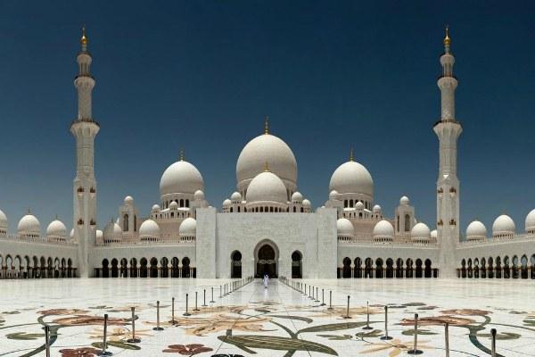 Весна 2021 в Дубае.
