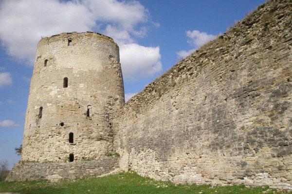 Экскурсия в крепость.