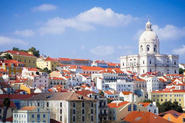 Лето 2020 года в Лиссабоне.