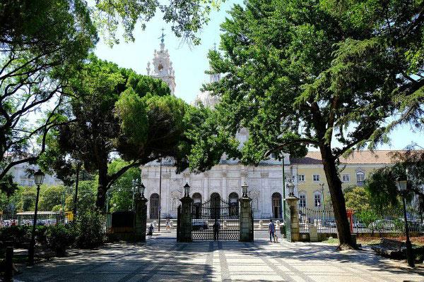 Парк Лиссабона.