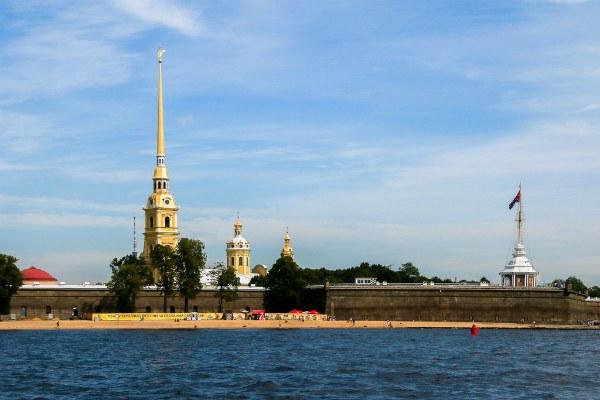 Экскурсия на Петропавловскую крепость.