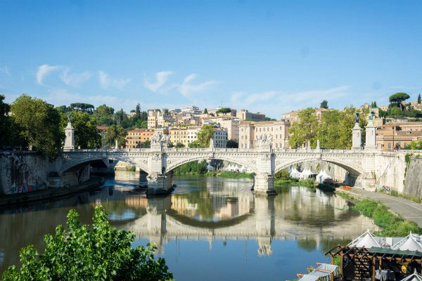 Рим летом 2020.