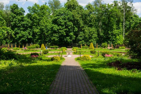 Парк Сокольники.