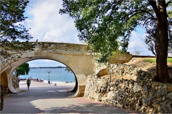 Побережье Чёрного моря.