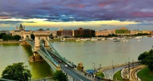 Будапешт в июле.