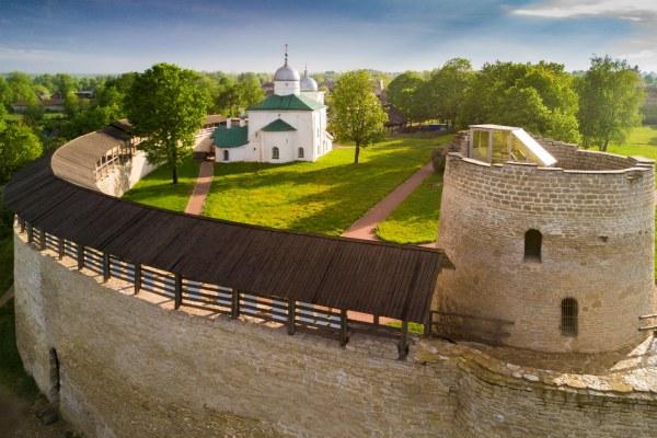 Экскурсия в Изборск.