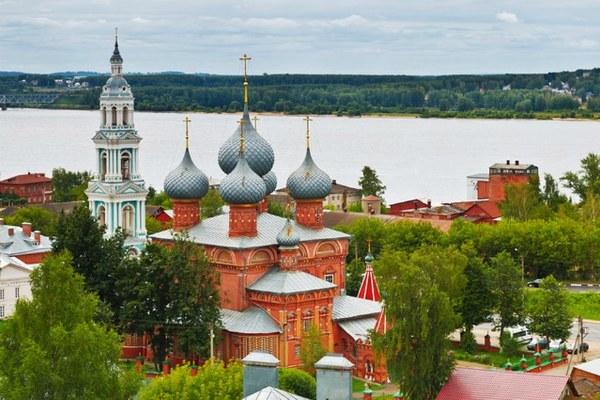 Лето 2020 в Костроме.