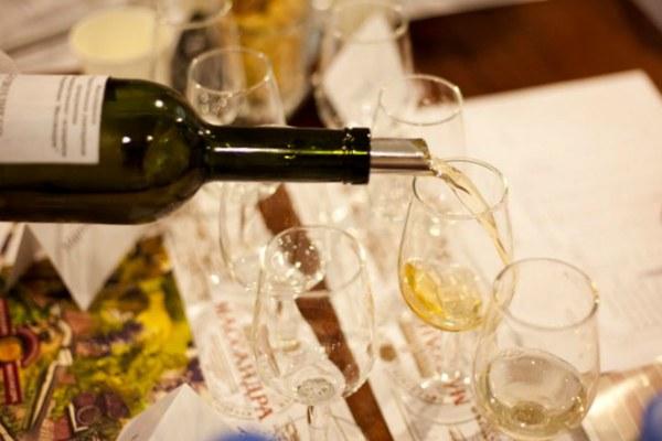 Дегустация вин.