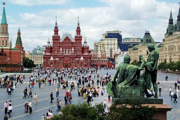 Главная площадь страны.