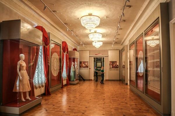 Музей кружева.