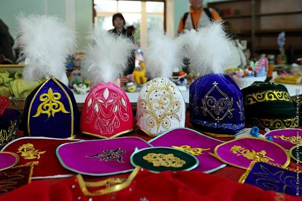 Сувениры из Астаны.