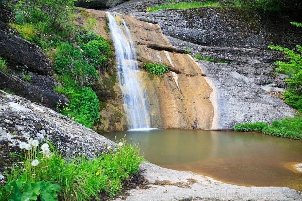 Водопад Джурла.