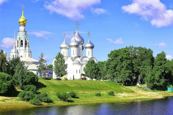 Вологда летом 2020 года.