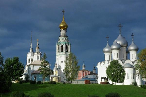Вологда летом 2020.