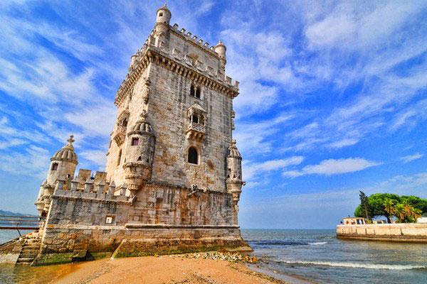 Экскурсии по Лиссабону.