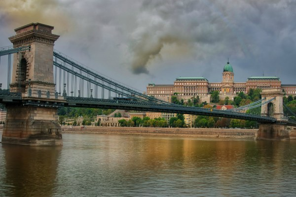 Лето в Будапеште.