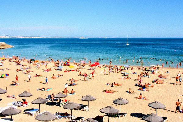 Пляж Каркавелуш.