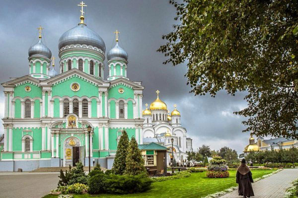 Серафимо-Дивеевский монастырь.