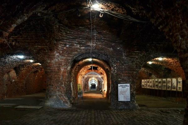 Форт Кёнигсберга.