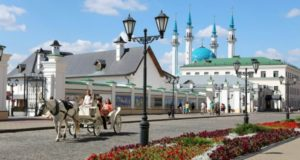 Летний отдых в Казани.