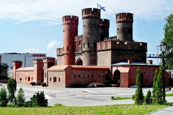 Крепость Фридрихсбург.
