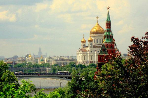 Август 2020 — конец лета в Москве.