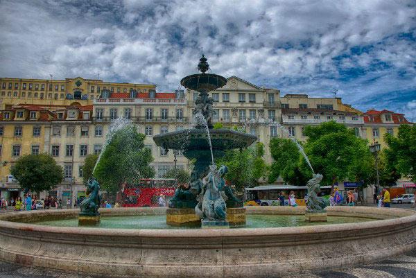 Praça doRossio.