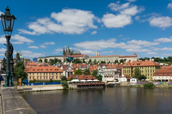 Прага летом 2020.