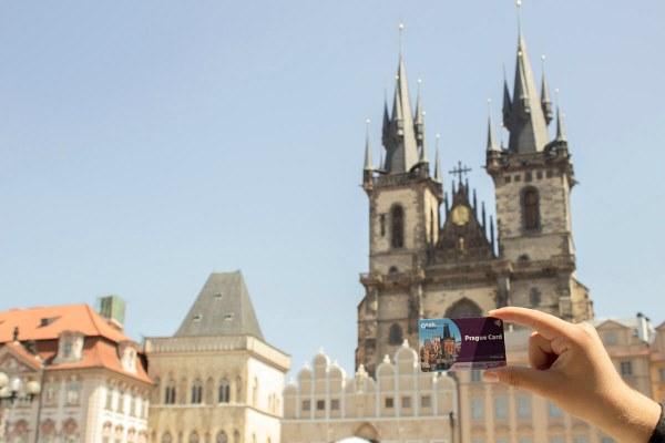 Prague Card.