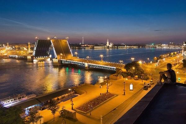 Мосты Северной столицы.