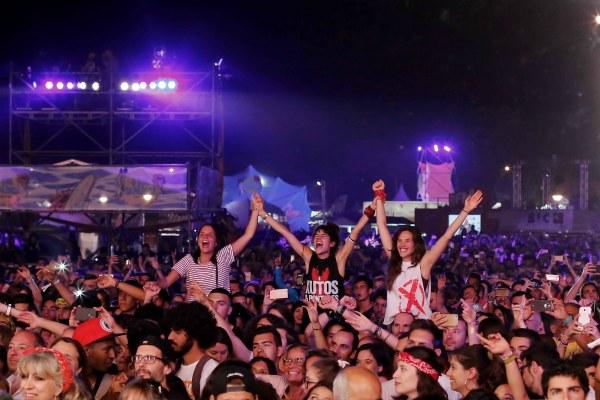 Фестиваль Sol daCaparica.