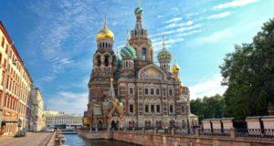 Петербург летом.