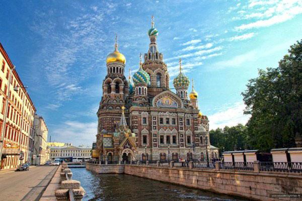 Петербург летом 2021 года.