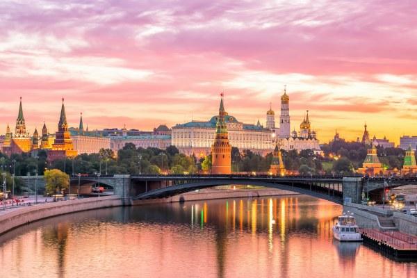 Вечерняя Москва.