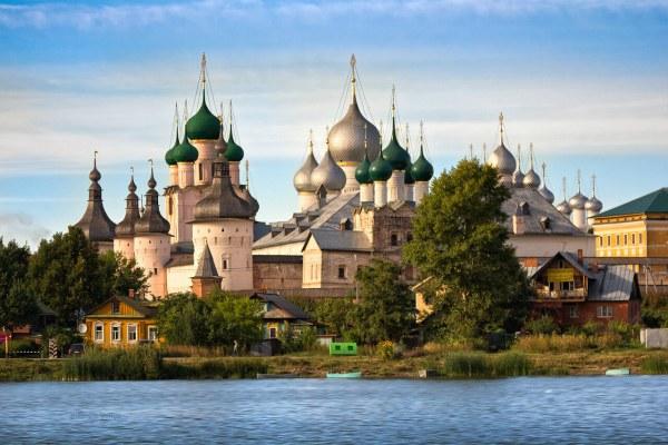 Экскурсия в Ростов.