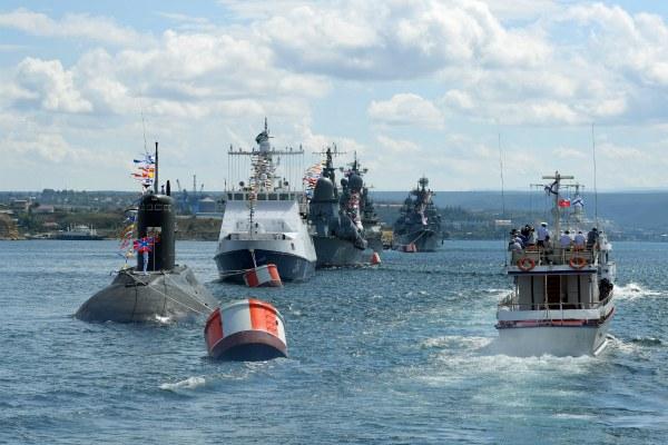 День военно-морского флота.