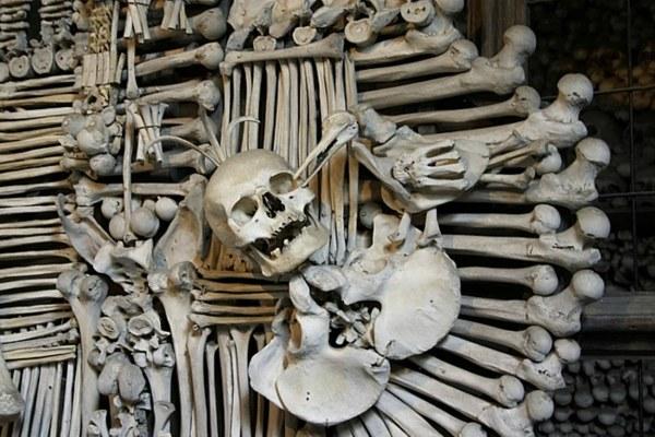 Часовня из костей.