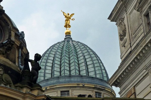 Экскурсия в Дрезден.