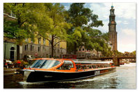 Что посмотреть в Амстердаме за 1 день.