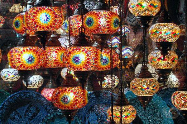 Сувениры из Турции.