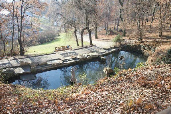 Парк Кинского.