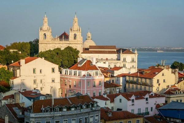 Лиссабон в сентябре 2020 года.