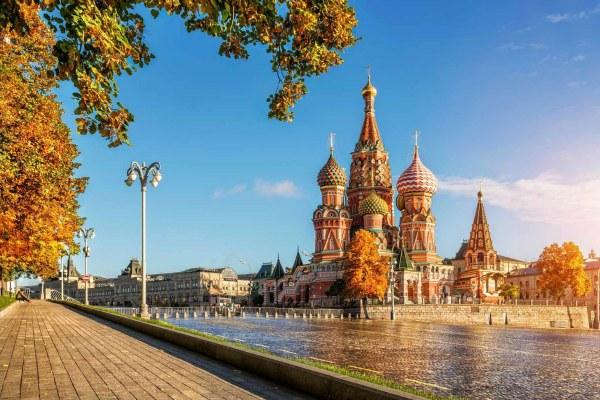 Москва в сентябре 2020 года.
