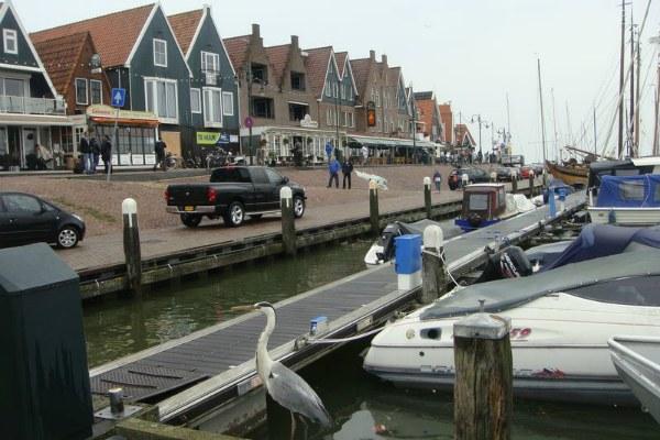 Окрестности Амстердама.