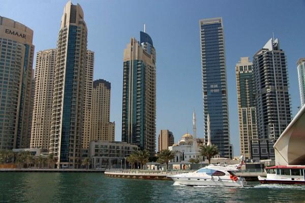 Осень 2020 в Дубае.