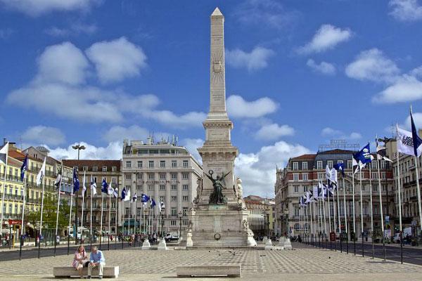 Осенний Лиссабон 2020.
