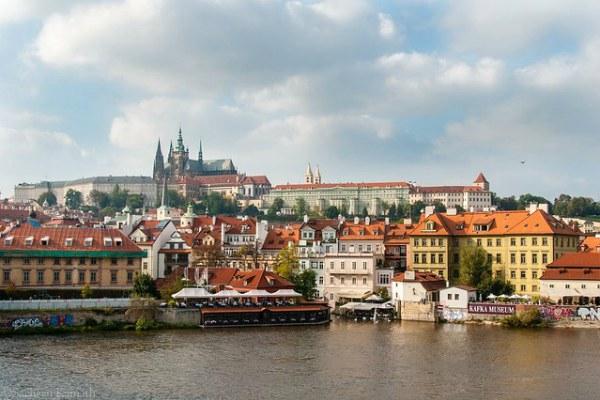 Осень 2019 в Праге.