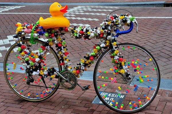 Велопрогулка.